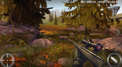 Deer Hunter 2016 v2.0.4 Mod Apk-screenshot-1