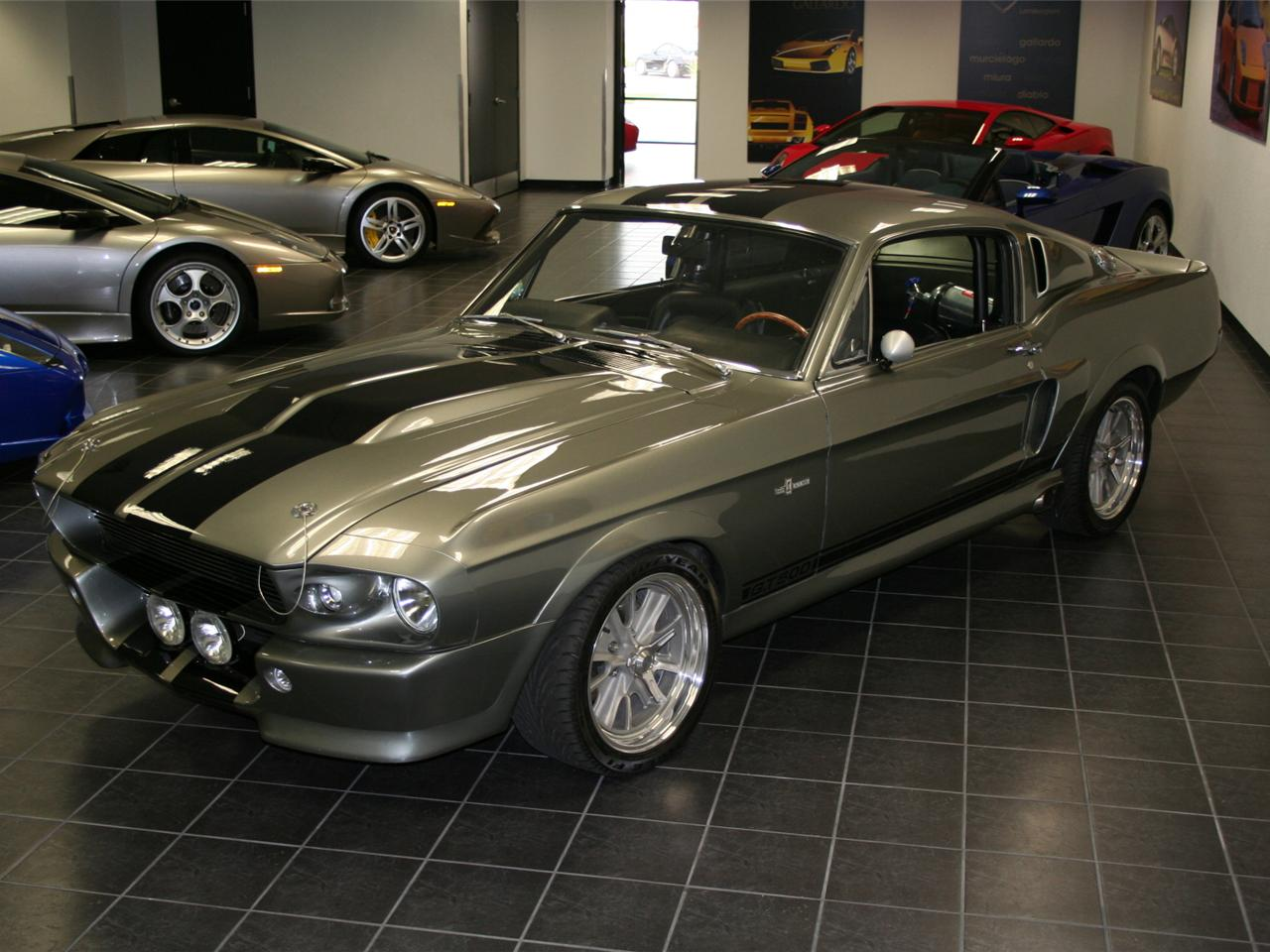 Cars Showroom: 1967 GT500E Super Snake Eleanor