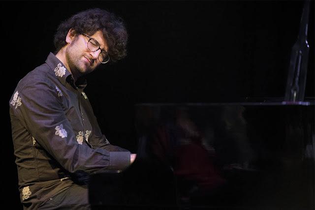 Albert Sanz - Teatro El Bosque (Móstoles) - 23/11/2017