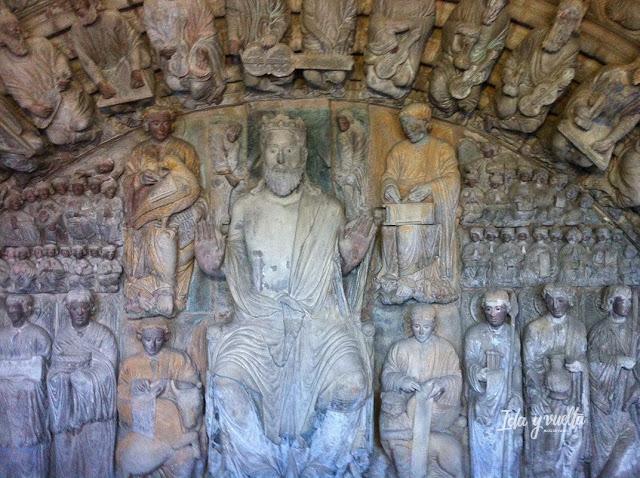 Hitos Patrimonio Pórtico Gloria