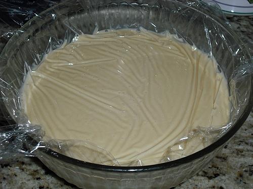 Crusting Cream Cheese Frosting Eden Cakes