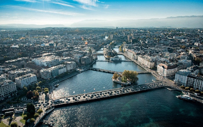 Рейтинг самых дорогих городов – Женева