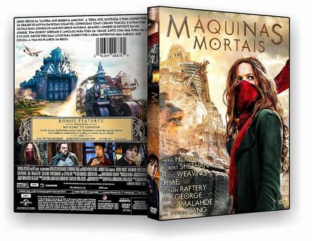 Maquinas Mortais 2019 DVD-R