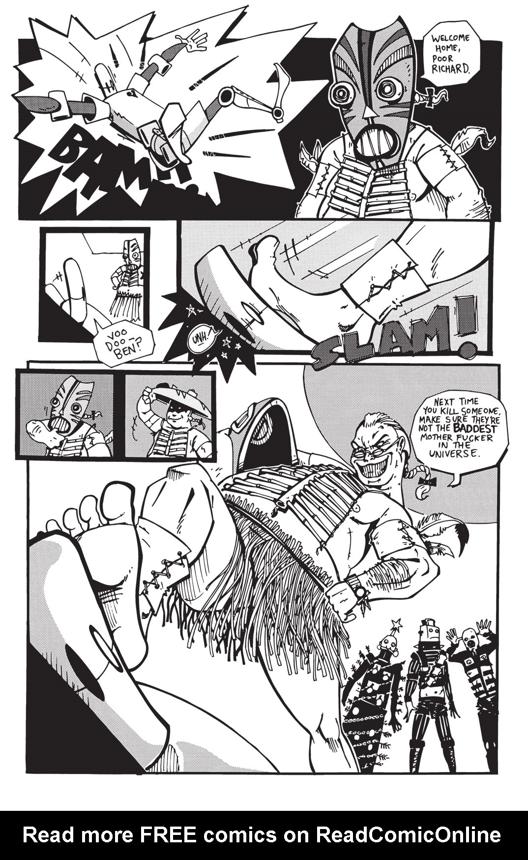 Read online Scud: The Disposable Assassin: The Whole Shebang comic -  Issue # TPB (Part 2) - 159