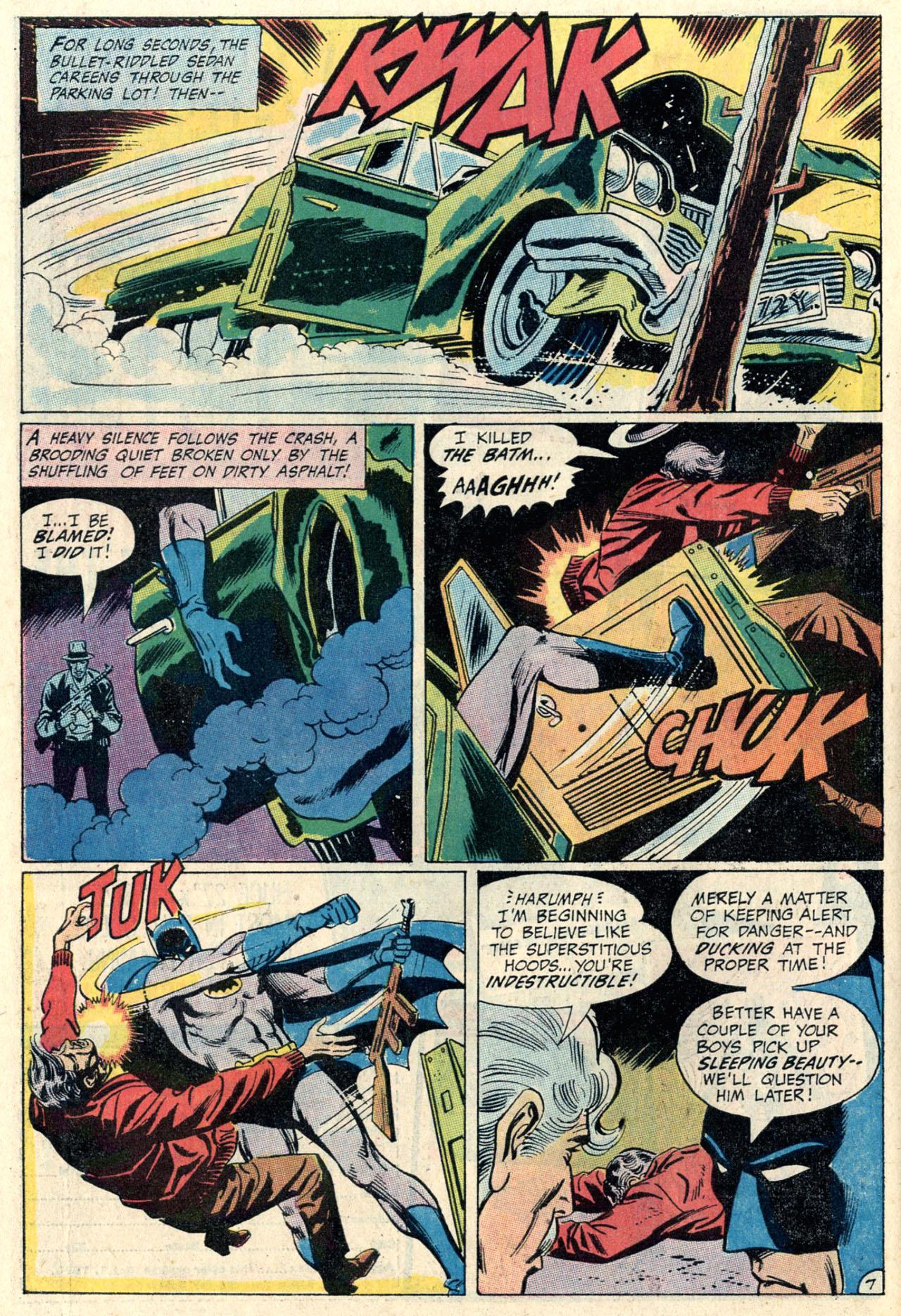 Detective Comics (1937) 399 Page 9