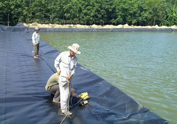 Yêu cầu thi công màng chống thấm HDPE về kỹ thuật