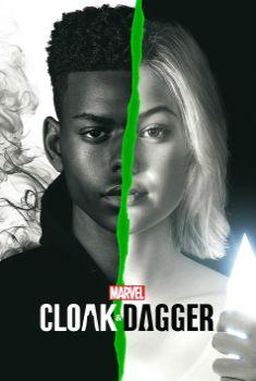 Baixar Série Cloak & Dagger 2ª Temporada Torrent Dublado e Legendado Completo Grátis em HD