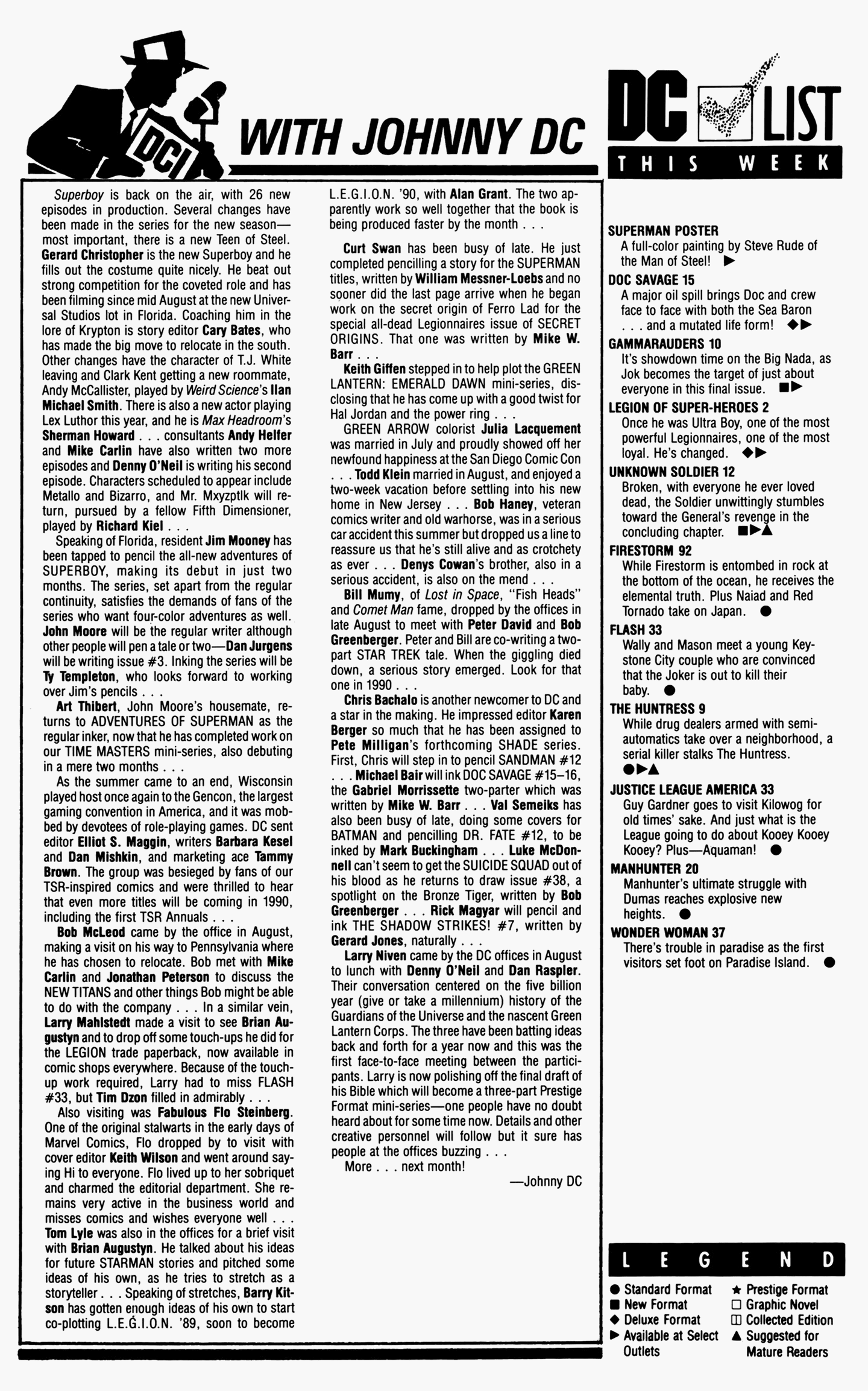 Legion of Super-Heroes (1989) 2 Page 1