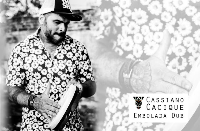 Cassiano Cacique lança primeiro single Ele é Black