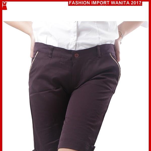 ADR078 Celana Kopi Coklat Pendek Medium Import BMGS