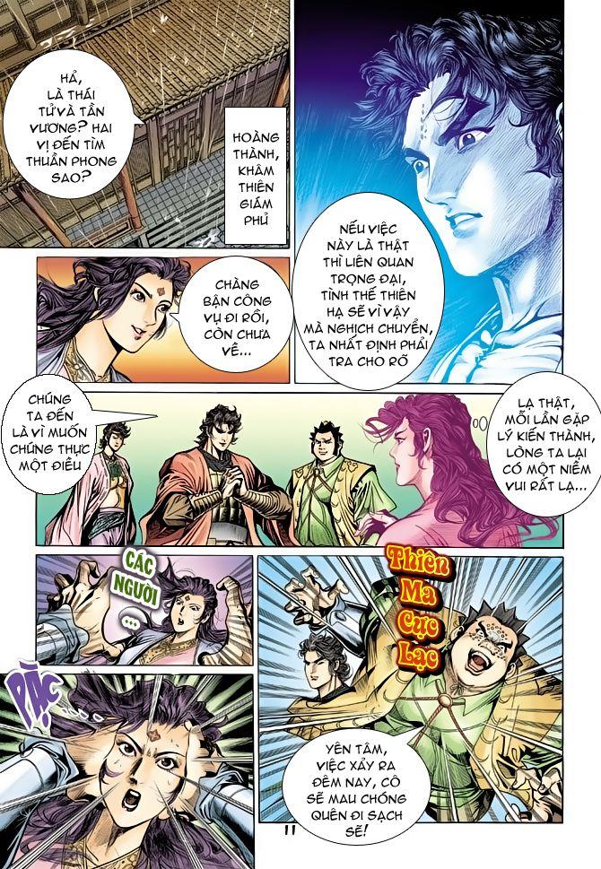 Đại Đường Uy Long chapter 70 trang 11