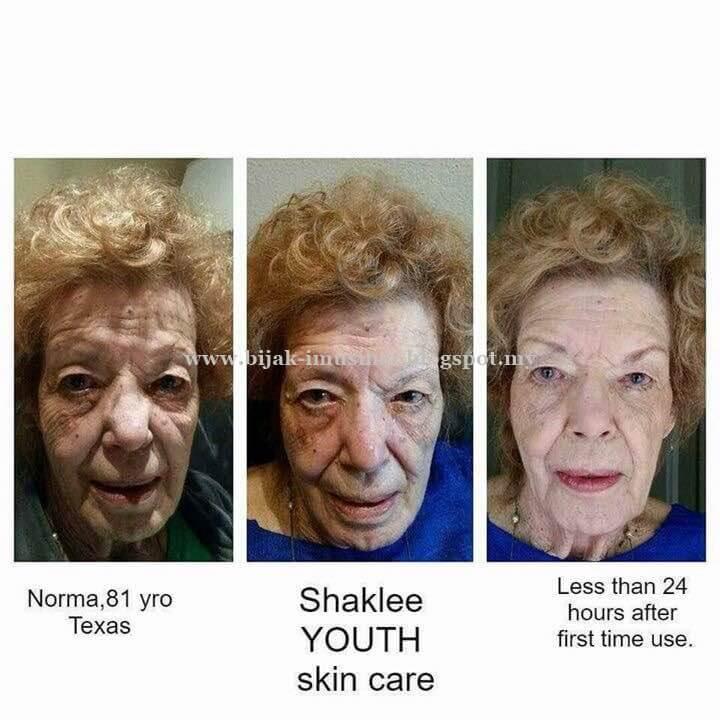 Krim anti penuaan