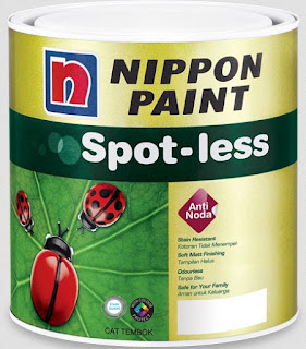 Harga Cat Nippon Paint Spotless