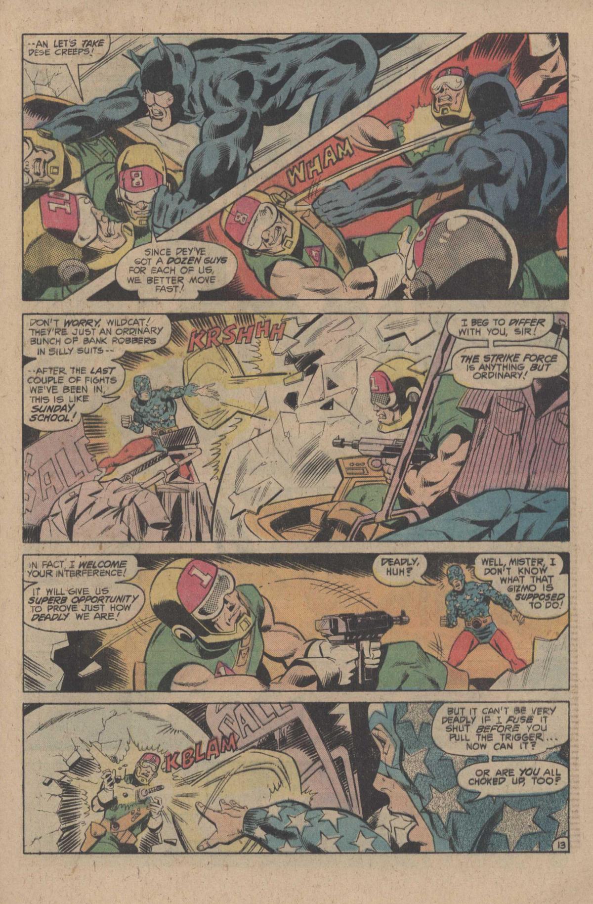 Read online All-Star Comics comic -  Issue #70 - 25