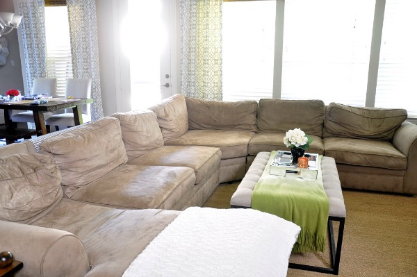 Jcpenney Sofa Reviews Table With Doors Pottery Barn Pearce Quick Ship ...