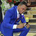 Photo: Angel Obinim Mocked For Flying On A Plane Instead Of Using His 'Wings'