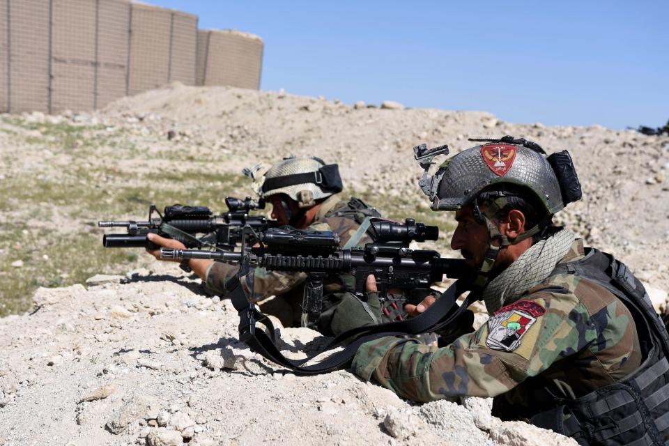 Head of ISIS jihadi in Afghanistan killed in elite special forces operation