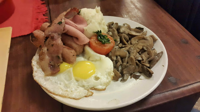 Porky Fella Breakfast