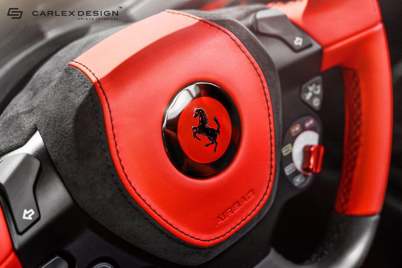 Bản độ Ferrari 458 Spider cuối cùng của Carlex Design ra lò