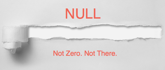 PL/SQL 101: Nulls in PL/SQL - DZone Database
