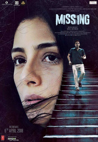 Missing 2018 Full Hindi Movie Download 300MB PreDVDRip x264 Watch Online 9xmovies Filmywap Worldfree4u