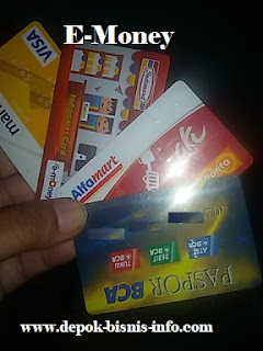 Bisnis, Info, E-Money, Prepaid Card, Prepaid Software, E-Commerce