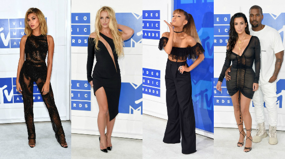 video music awards 2016 looks