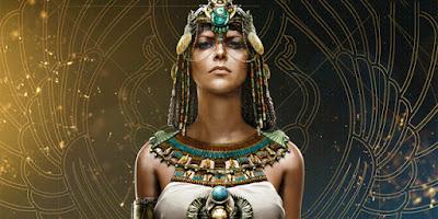 cleopatre assassin's creed origins