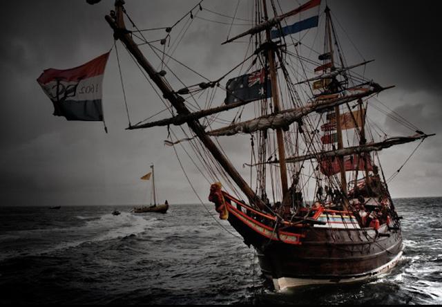 Monopoli perdagangan VOC di Indonesia