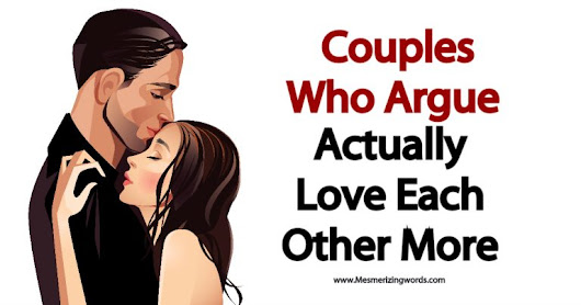 According To Psychiatrists, Couples Who Argue Actually Love Each Other More