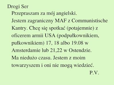 niepoprawny angielski, Polish viking, Jack Strong, początek współpracy z CIA, Ameryka, USA