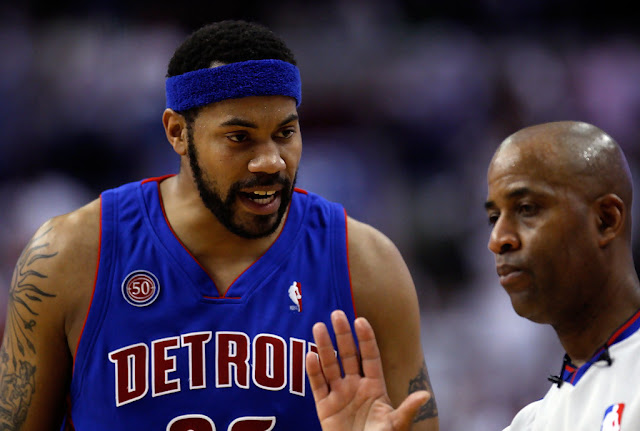 Draymond Green vs Rasheed Wallace | PistonsFr, actualité des Detroit Pistons en France