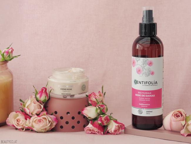centifolia eclat de rose gamme visage avis