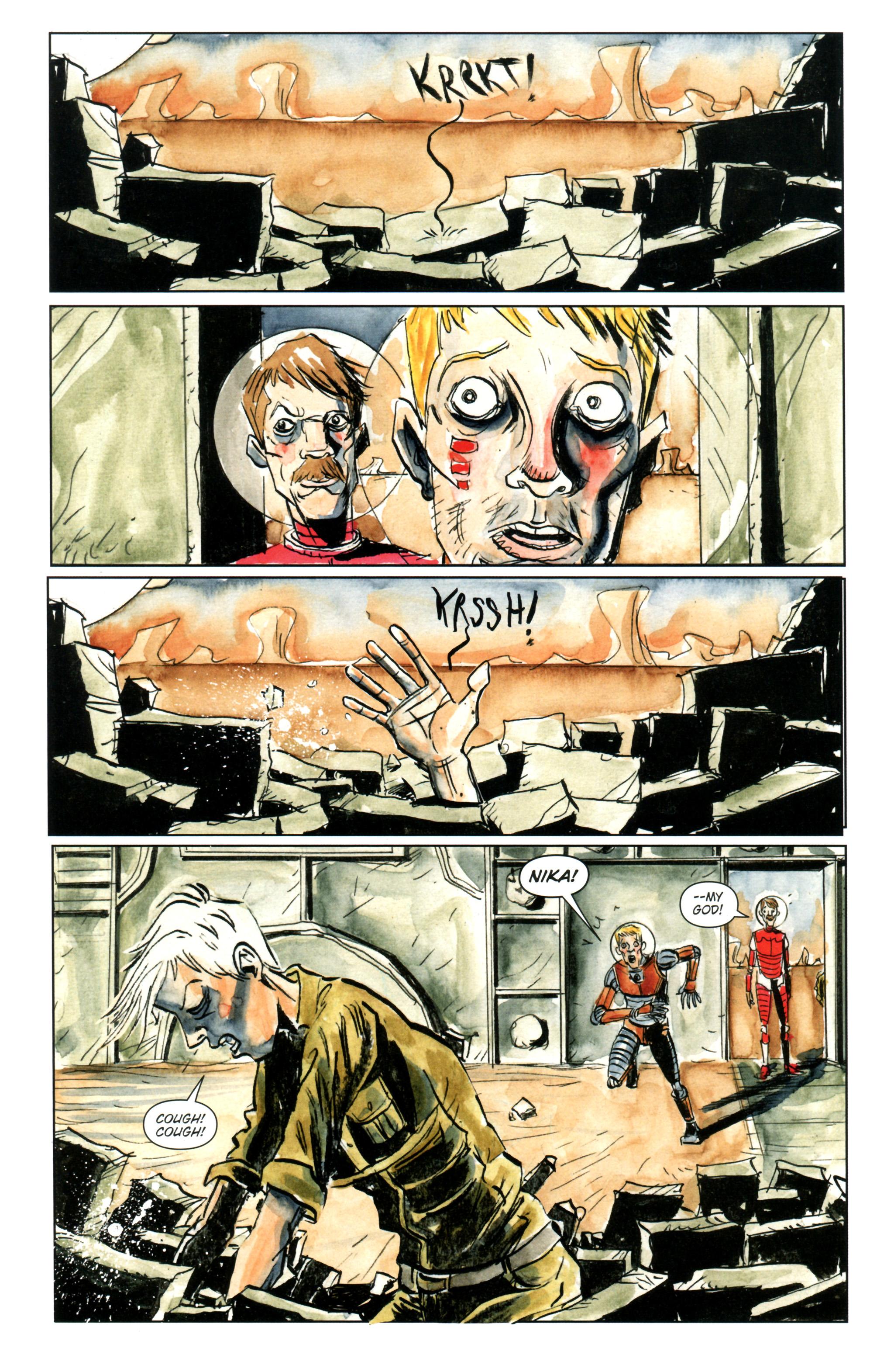 Read online Trillium comic -  Issue #7 - 20
