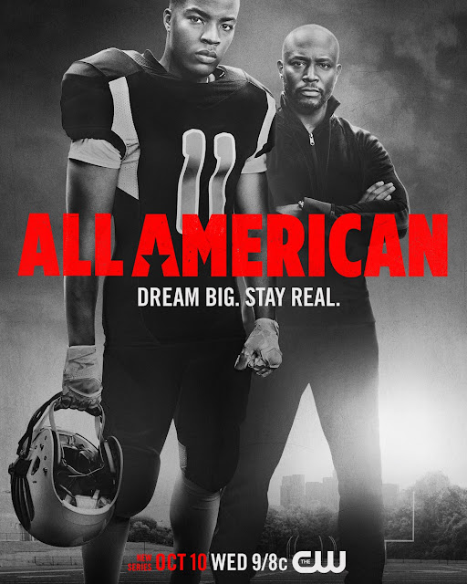 All American (2018-) ταινιες online seires oipeirates greek subs