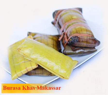 Burasa Khas Makassar