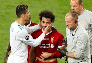ليفربول: بعد نتائج الأشعة السينية على إصابة الكتف محمد صلاح سيشارك في كأس العالم 2018