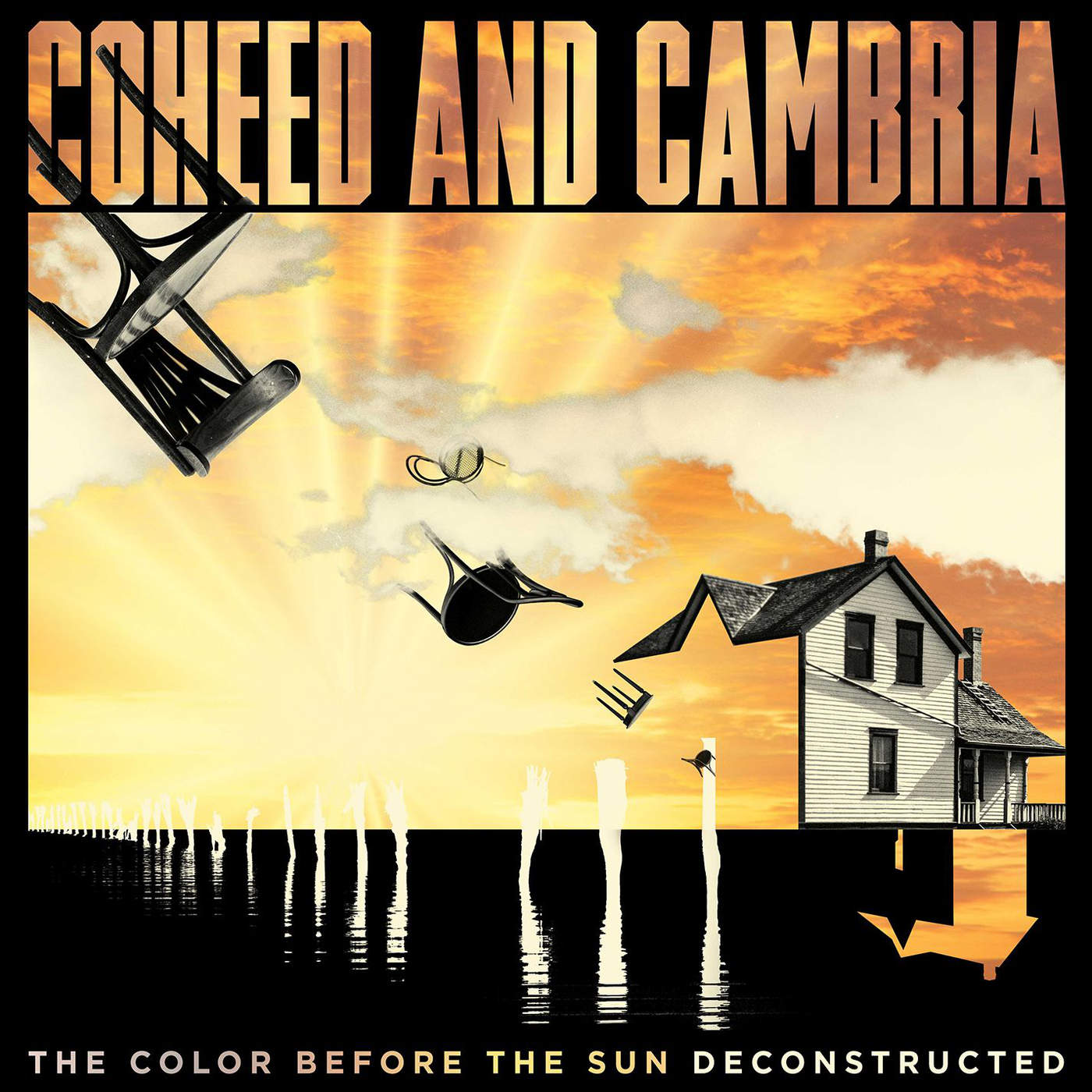 Coheed and Cambria - The Color Before the Sun (Deconstructed Deluxe) Cover