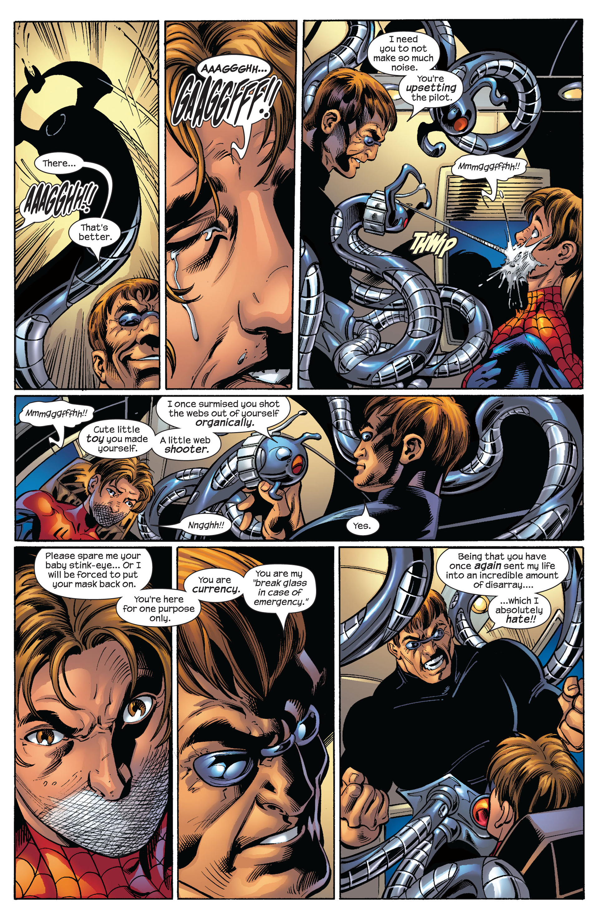 Read online Ultimate Spider-Man (2000) comic -  Issue #57 - 6