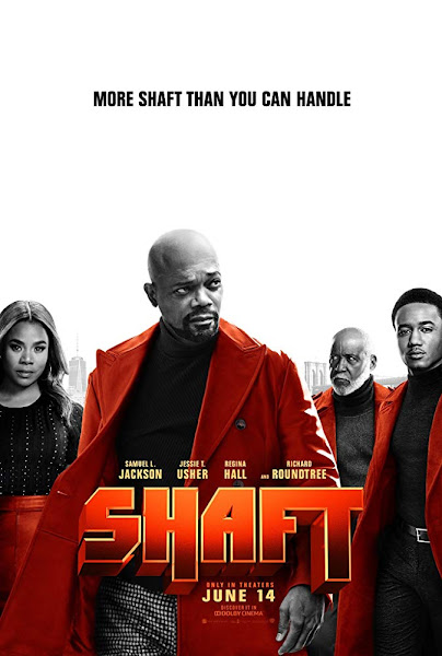 Poster of Shaft (2019) Dual Audio [Hindi-DD5.1] 720p HDRip ESubs Download