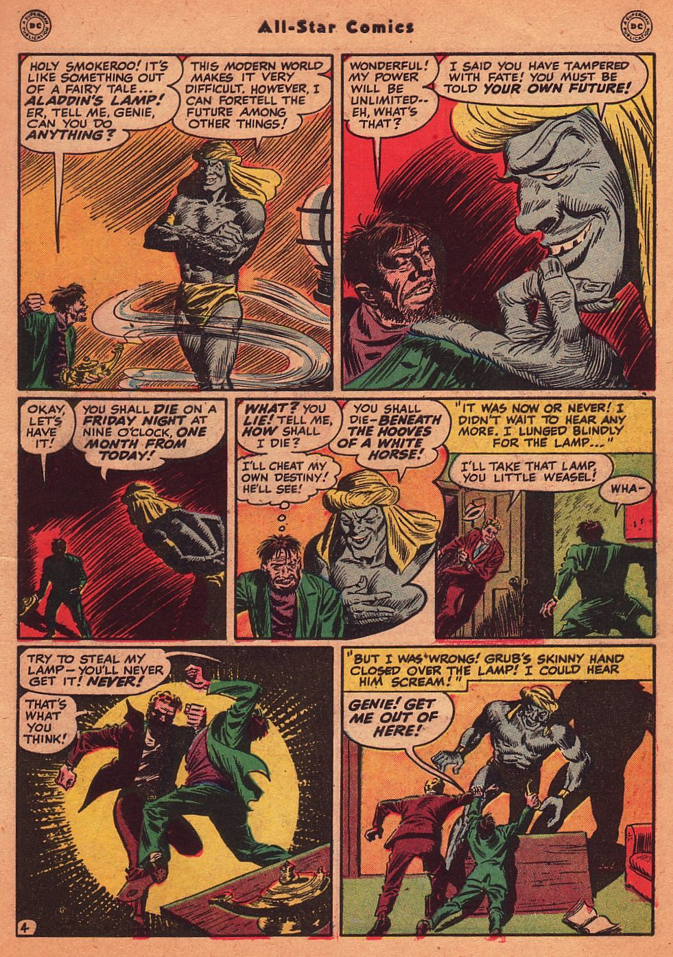 Read online All-Star Comics comic -  Issue #45 - 45