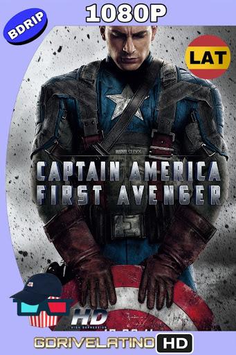 Capitán América: El Primer Vengador (2011) BDRip 1080p Latino-Ingles MKV