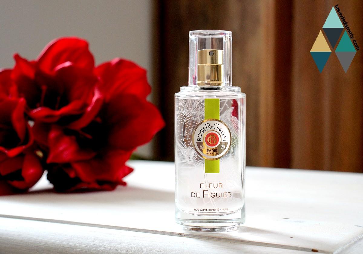 avis et test revue beauté eau fraiche parfumée bienfaisante roger et gallet
