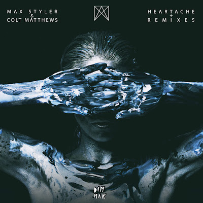 "Max Styler Releases Fire Remix Package of ""Heartache"""