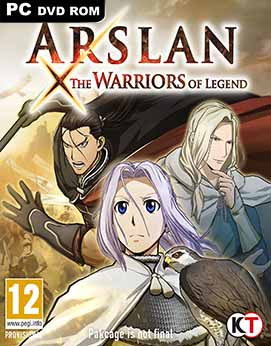 تنزيل لعبة Arslan The Warriors of Legend