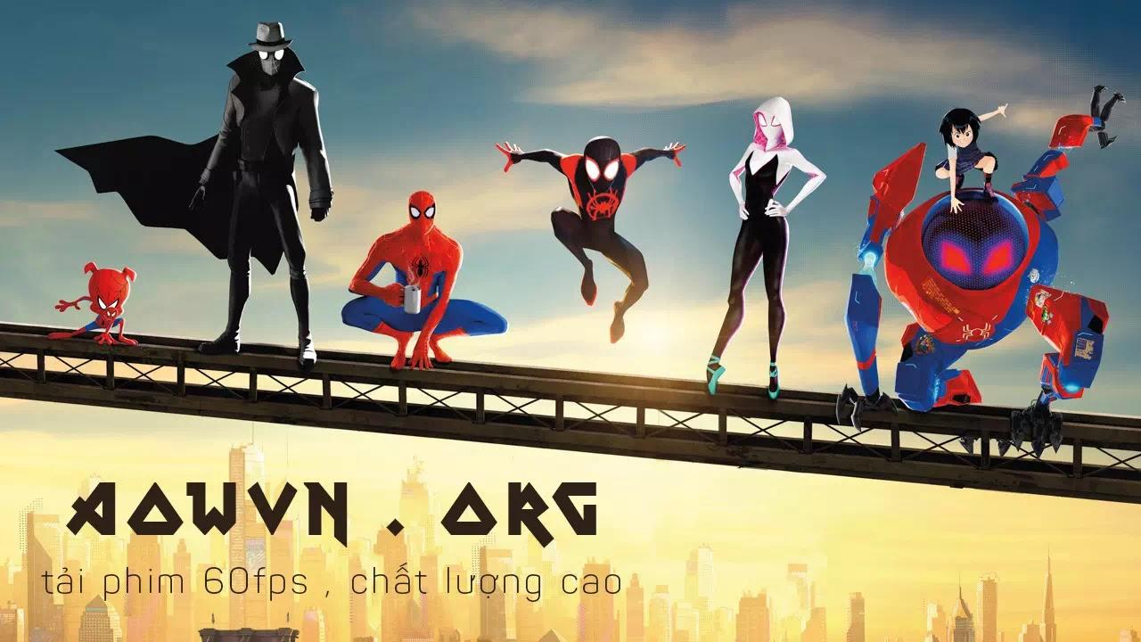 spider man into aowvn - [ Phim 60FPS ] Spider-Man: Into the Spider-Verse | Vietsub - Tuyệt Hay
