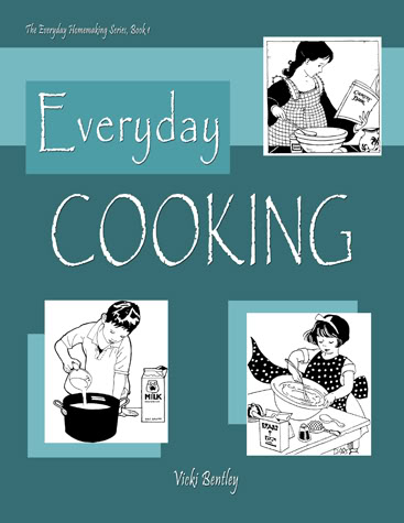 Everyday Cooking, digital cookbooks