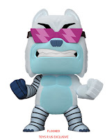 Pop! TV: Teen Titans Go! The Night Begins to Shine - Flocked Bear Toys 'R Us