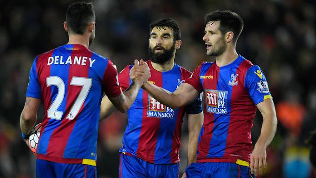 Final Piala FA : Crystal Palace Akan Hadapi MU di Final