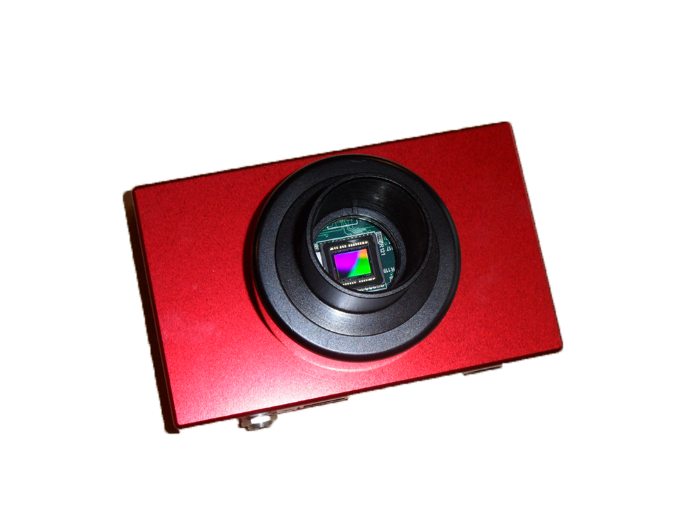 X Bit Astro Imaging Testing The 16 Bit Atik Infinity
